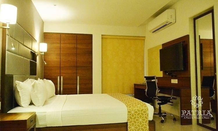 Budget Hotel Booking Rajkot Air - ridhiarora | ello