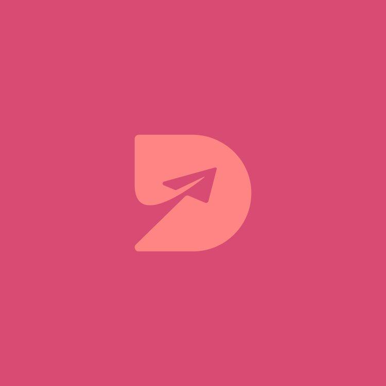 DIRECT LOGO - branding, logo, logo-drawings - fahadpgd | ello