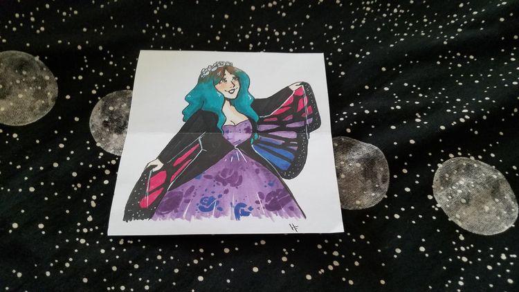 small bisexual artist loves dra - plumpthepost | ello