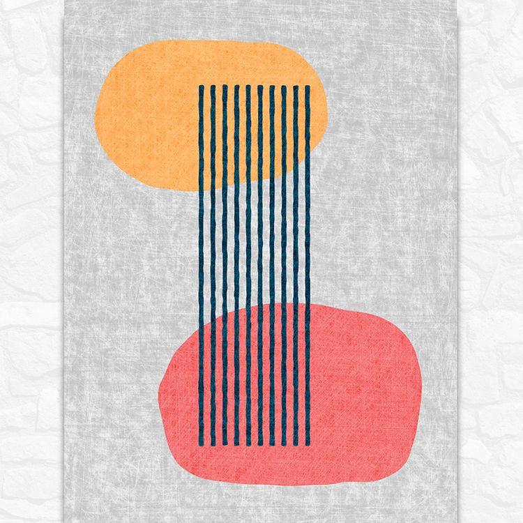 Abstract Print - Modern abstrac - paulnikolasart | ello