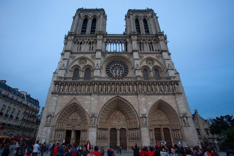 Notre Dame, 2015 - orangedrummaboy | ello