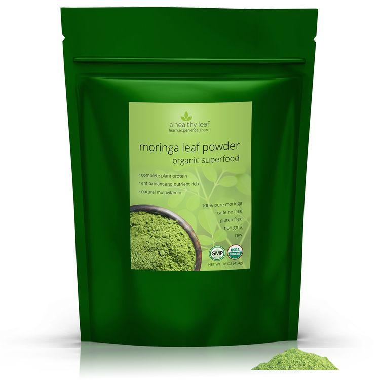 healthy leaf offers Moringa Pow - ahealthyleaf   ello