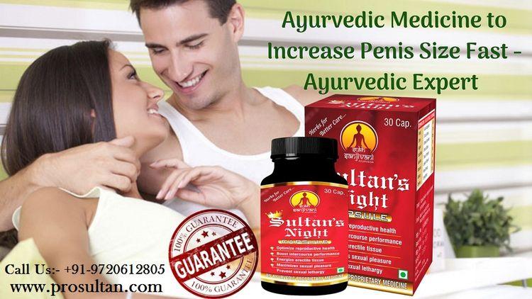 Ayurvedic Increase Penis Size m - sanjivaniayur   ello