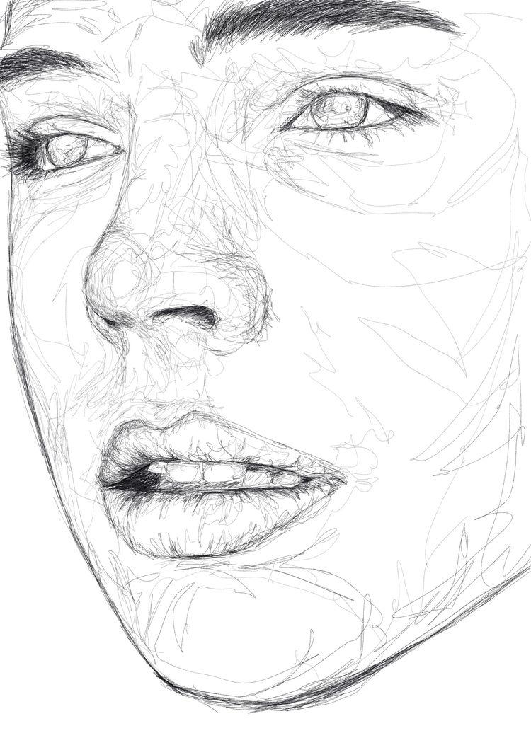 amor, sketch, sketchbook, sanvalentin - andthecosmos | ello