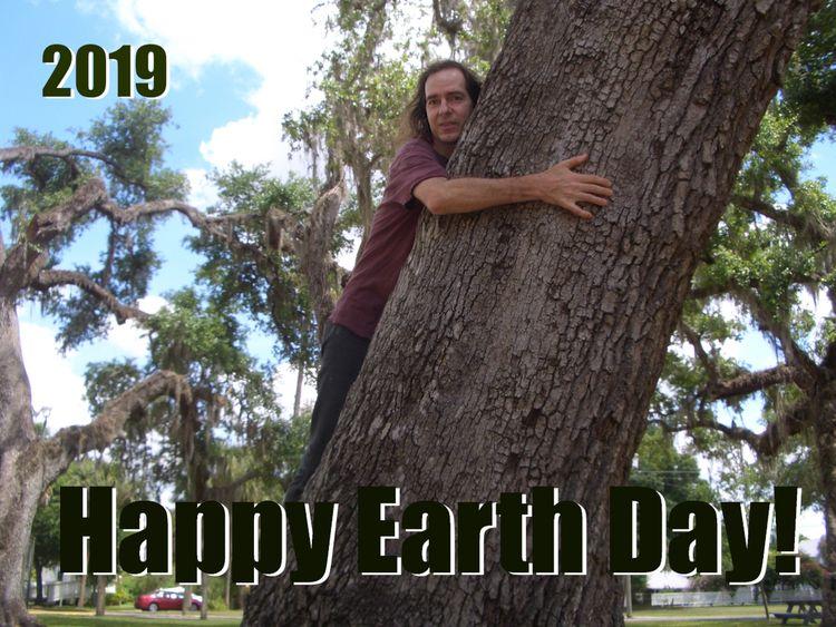 Day 51. Happy Earth Day! hug st - douglascraig | ello