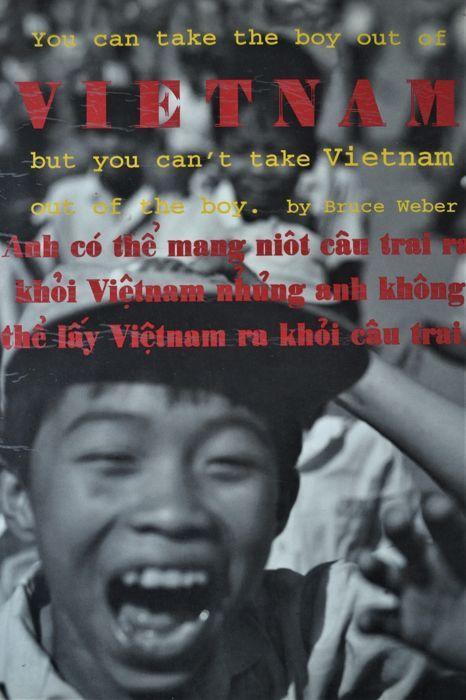 Bruce Weber - Vietnam 1996 - bintphotobooks | ello