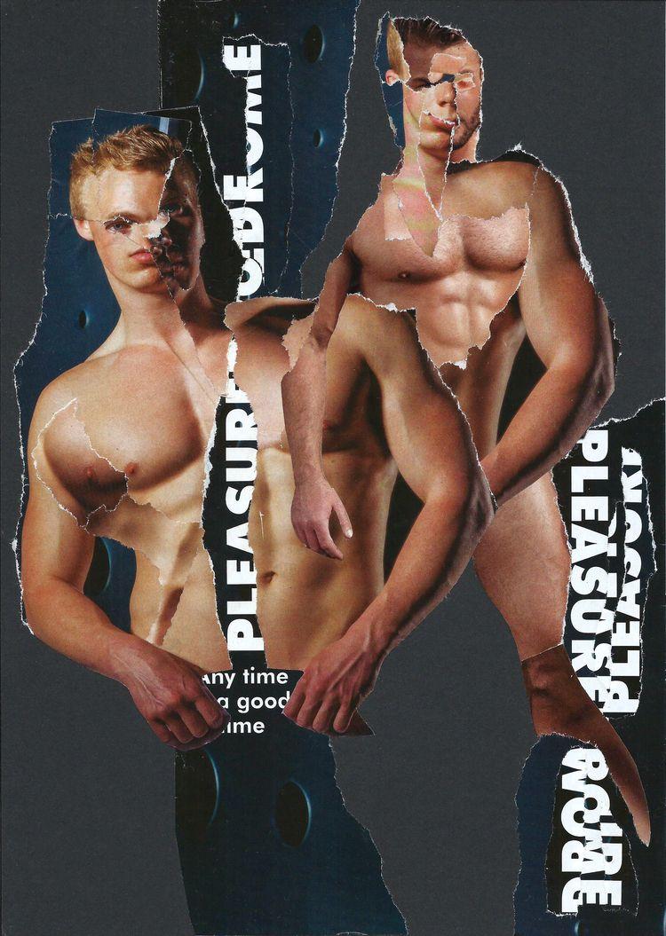 Pleasuredrome - collage, dada, popart - graemejukes   ello