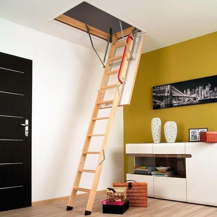 Çatı Çıkış Merdiveni - fakroloftladder | ello