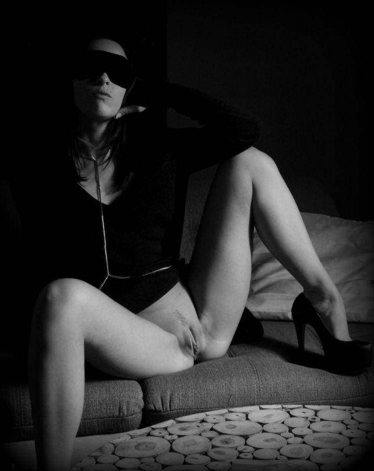 masked - bw, obedient, spread - dark_george | ello
