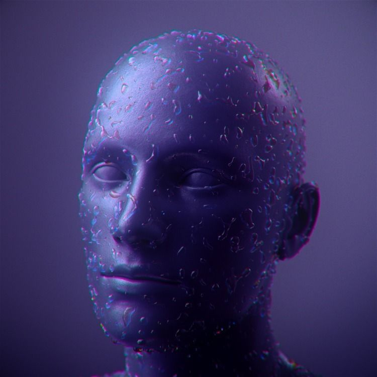 Sweat - cinema4d, c4d, render, abstract - ionsounds | ello