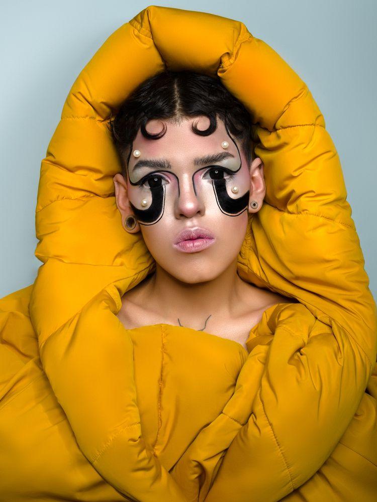 Perseo MUA: Model: Photography  - julia_labarthe | ello