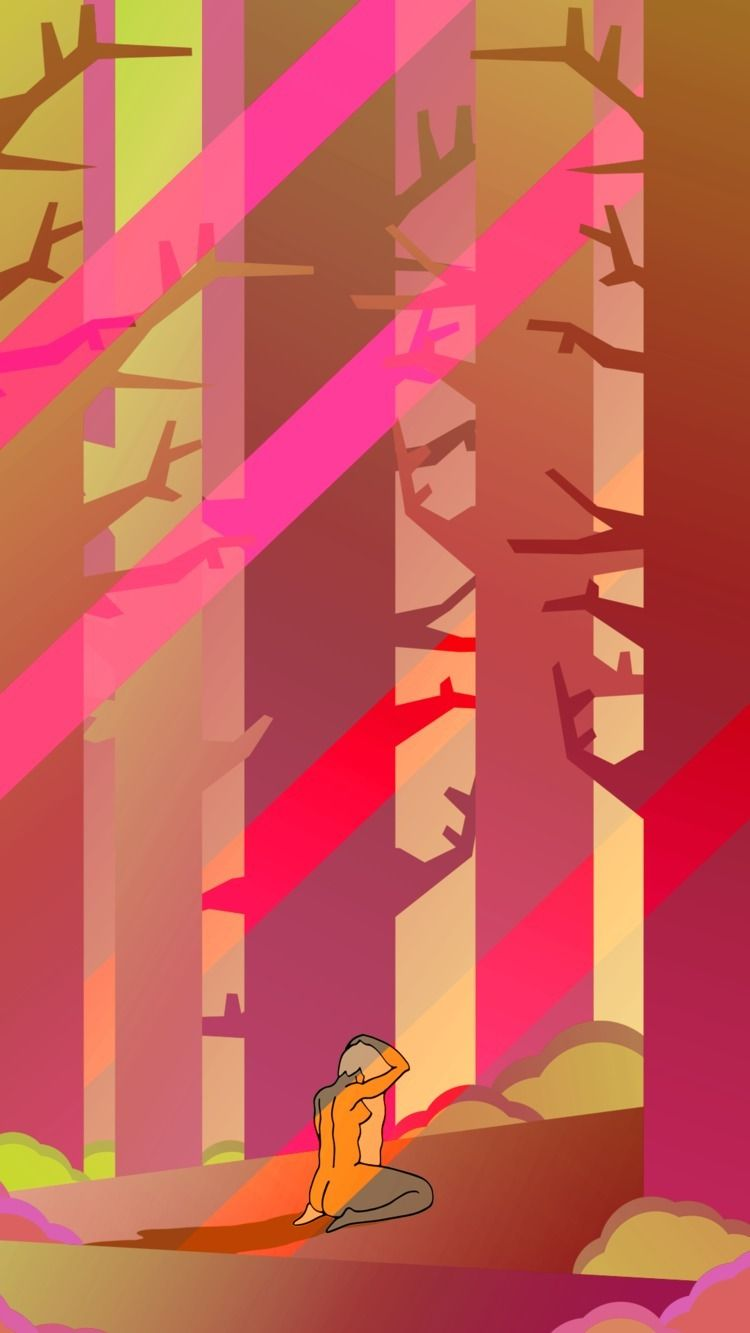 Woods - servalfandango | ello