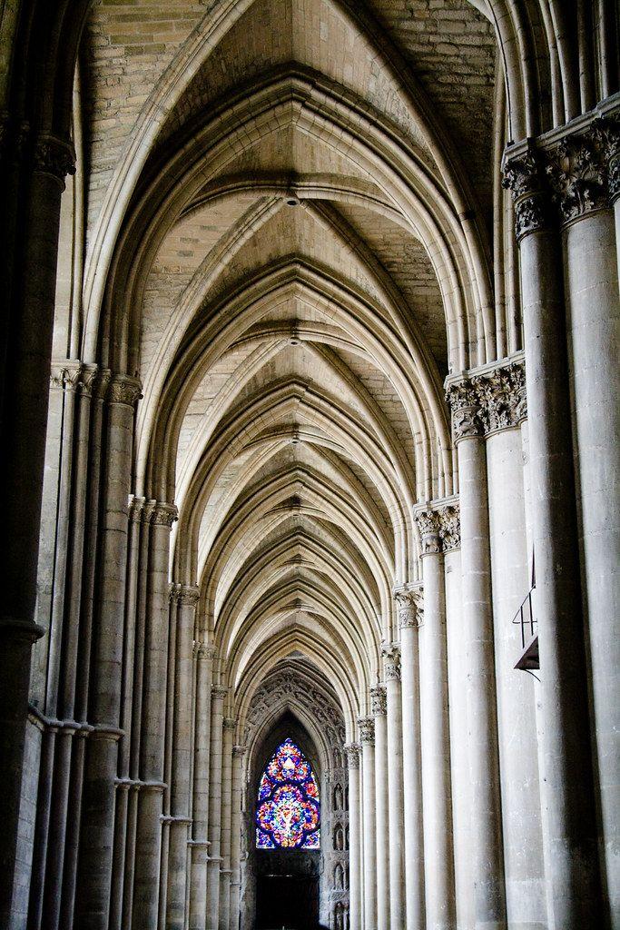 Reims Cathedral - geeksusie | ello