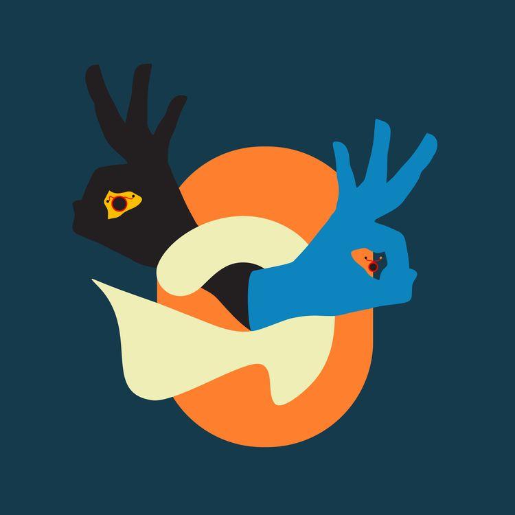 knot - design,, illustration,, art, - halehj | ello