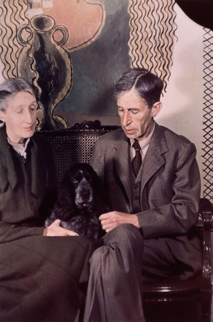 Virginia Leonard Woolf - geeksusie   ello