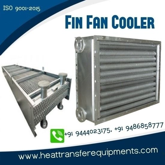 Fin Fan Cooler kind heat exchan - heattransfer | ello