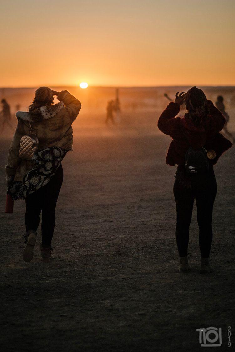 sun, Afrika Burn 2019 - paulperton   ello