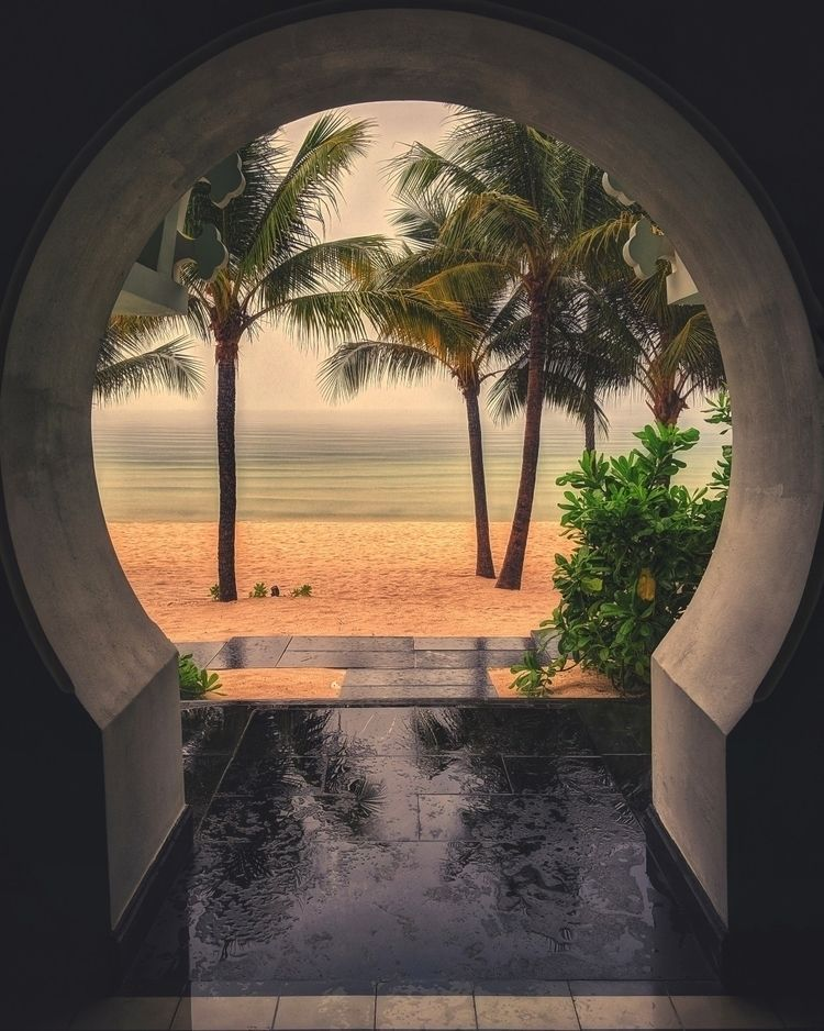 keyhole, afternoon rainstorm pa - fokality   ello