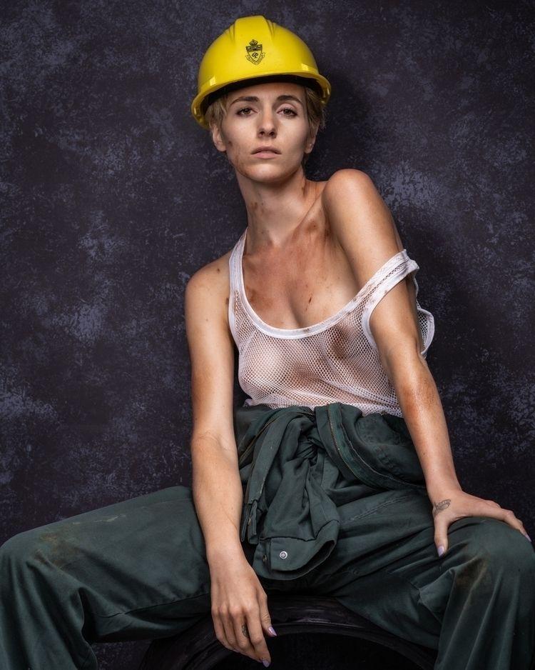 Industrial chic Whitney Masters - brucewalker | ello