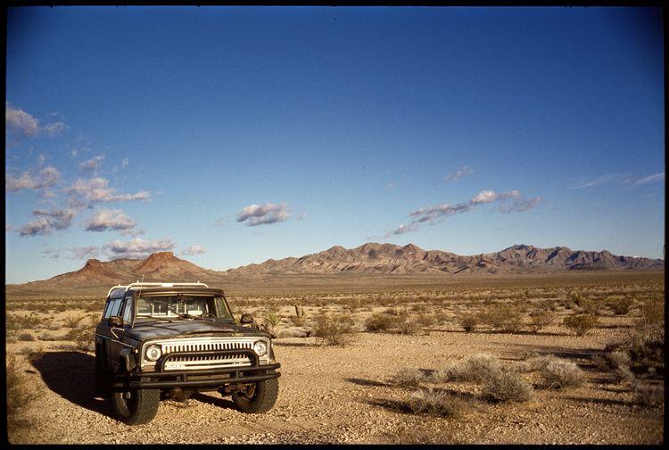 Toolin' Mojave Ektachrome 100  - the69thdimension | ello
