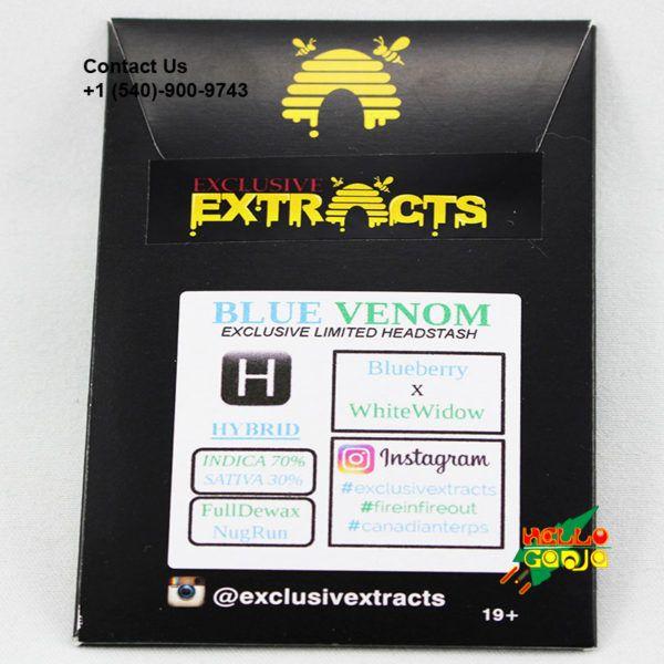 Blue Venom, prevailing mixture  - alexandere658   ello