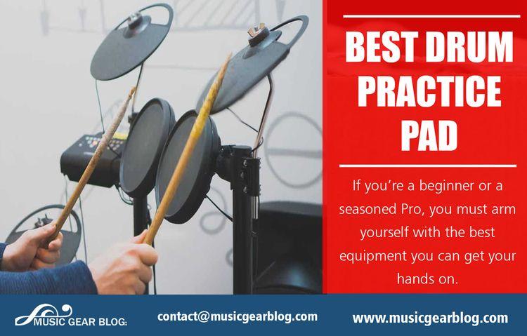 Drum Practice Pad drum practice - bestdrumpractice | ello