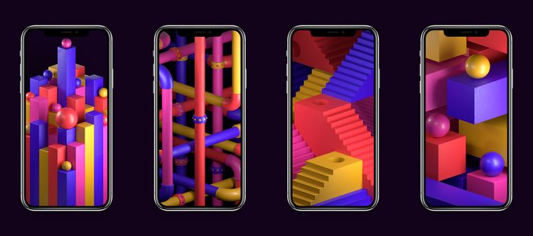 3D wallpapers series. Check gra - hashmukh | ello