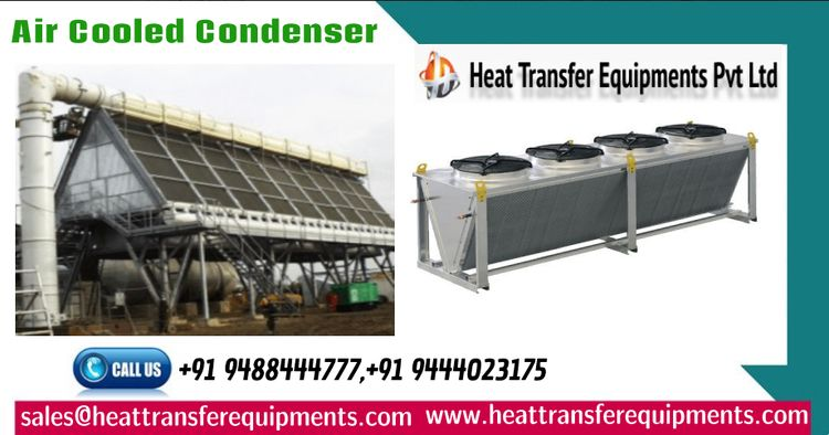 Air Cooled Condenser (ACC) dire - heattransfer | ello