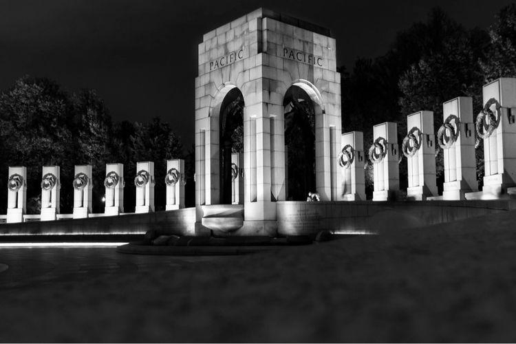 World War II Memorial - travel, tourism - nikonkenny | ello