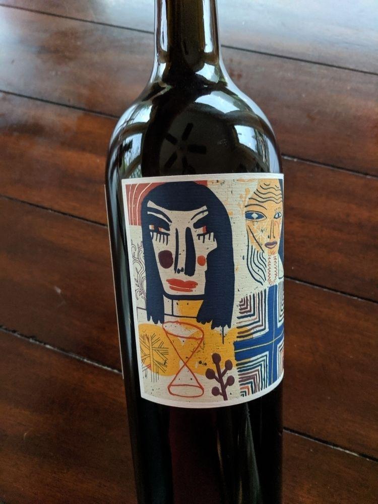 Melee 2011 wine labels - n8wn8w   ello