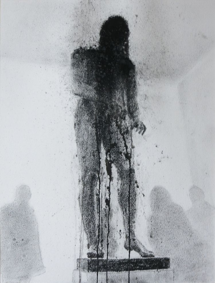 DE BOUE Charcoal (56 38 cm) - A - sarafratini | ello