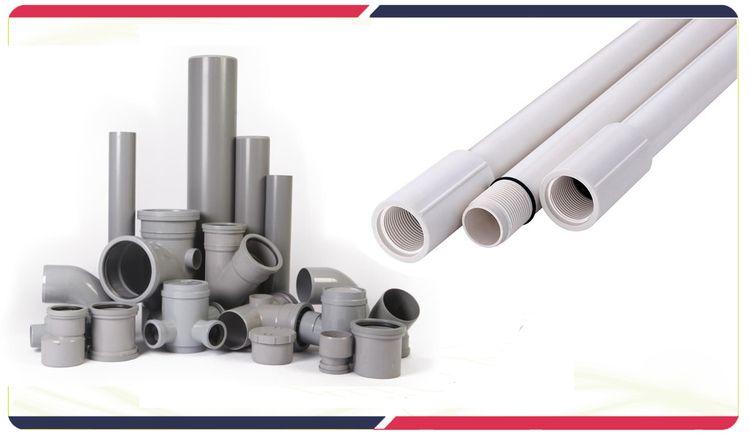 PVC Pipes Manufacturer Supplier - megafan12 | ello