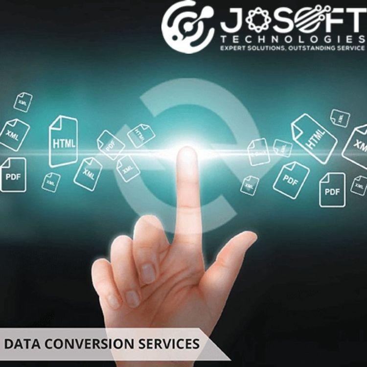 Josoftech customized data conve - josoftech | ello