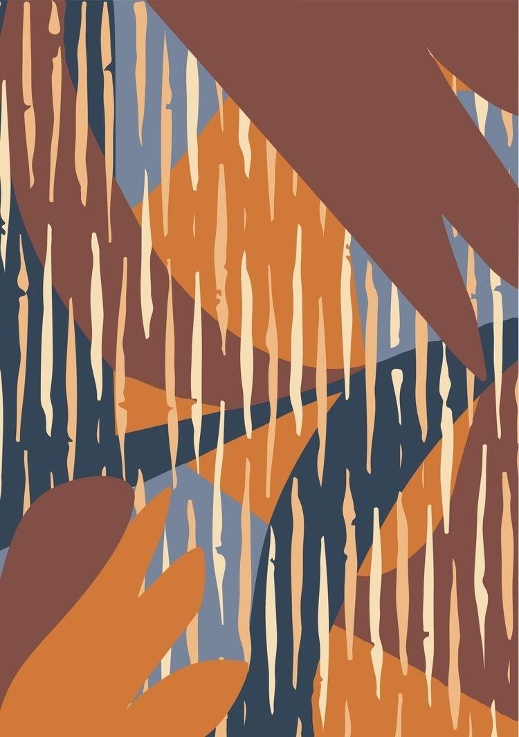 /Autumn Rain/ Society 6 - artist_4_shoutout - spicart | ello