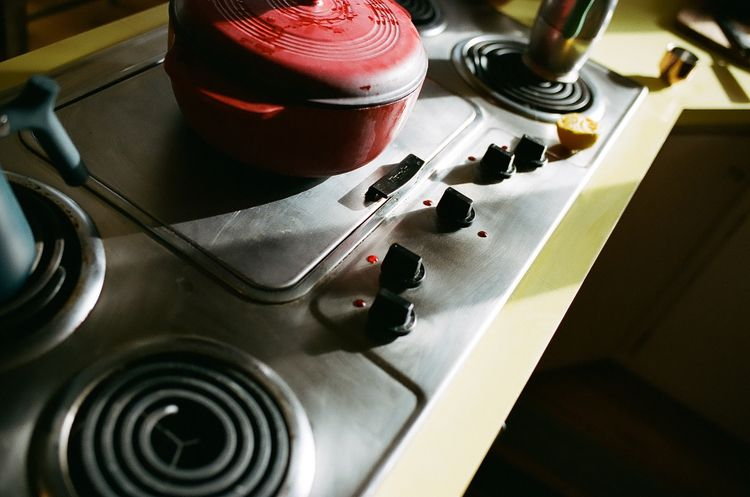 kitchen. Kodak Portra 400 Sigma - oresti | ello