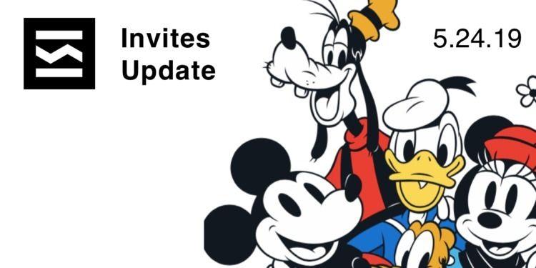 Invites Update 5/24/2019 Happy  - elloblog | ello