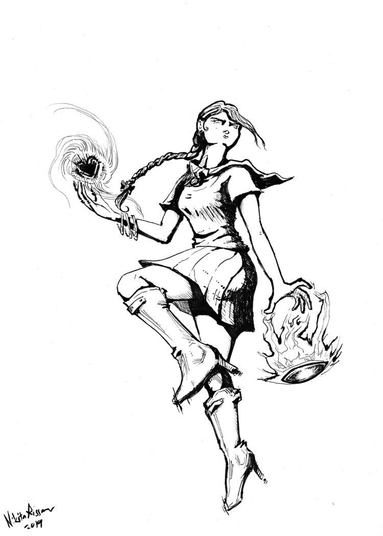 Superheroine alter-ego * helped - nikita_r   ello