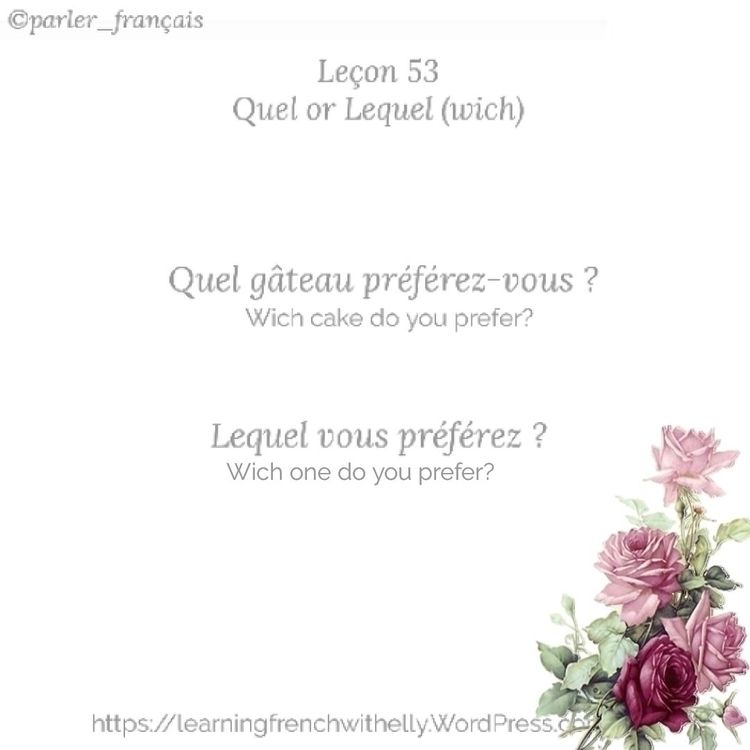 Wich French. English, words wic - ellyteachesfrench | ello