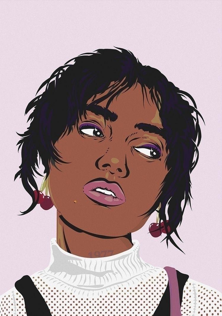 young french illustrator person - robinbucko   ello
