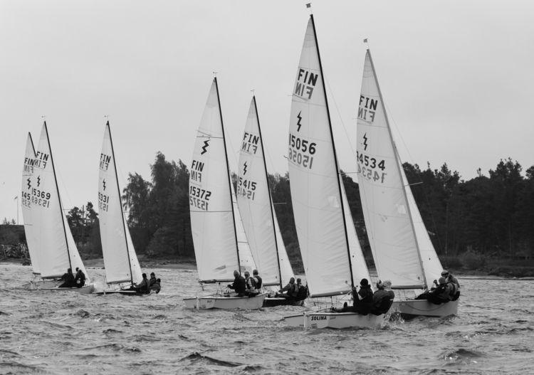 Lightning ranking regatta - photography - anttitassberg | ello