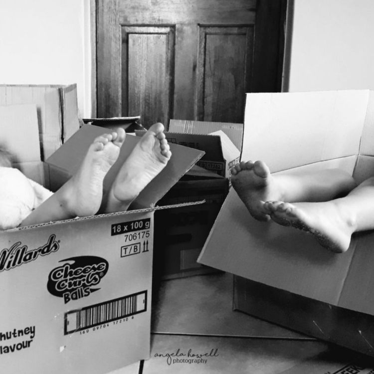 Moving day. South Africa Maurit - angelahowell | ello