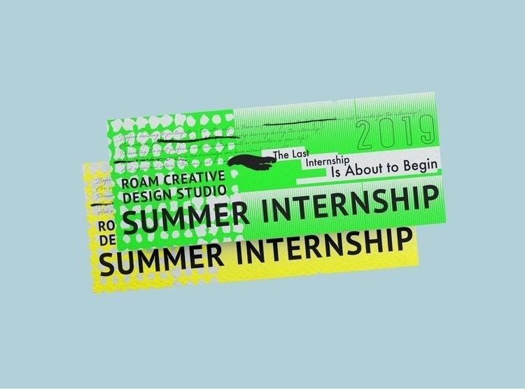 summer internship studio Taichu - neilhhy | ello
