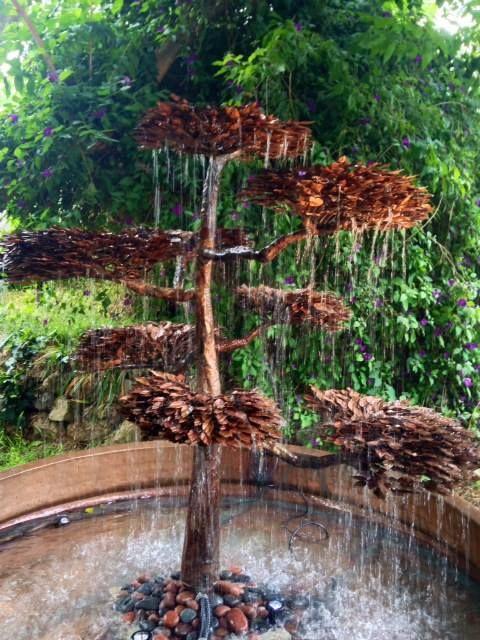 Malibu Oracle Tree Fountain stu - nickfury01 | ello