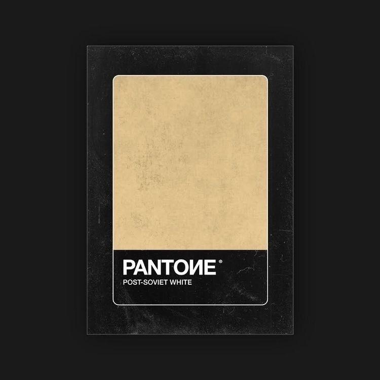 PANTOИЕ гост  - poster, posterdesign - rottwang | ello