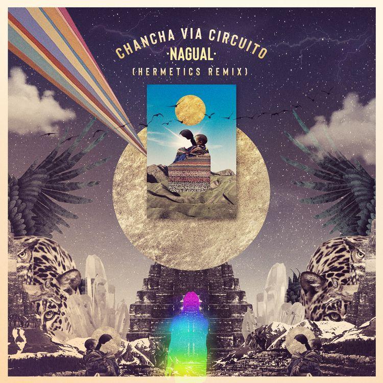 Single cover Nagual Chancha Cir - carolinanino | ello