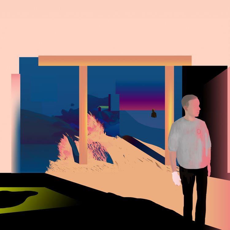 Broken | 2018 - ello, illustration - tolgatarhan | ello