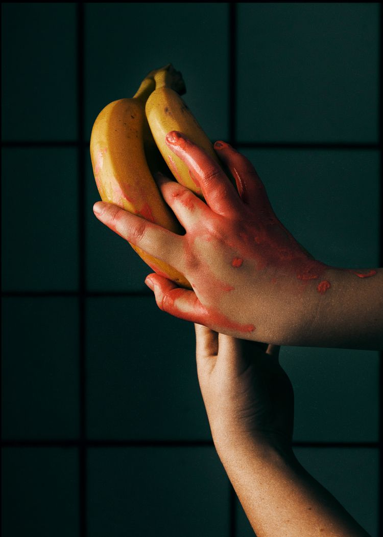 Banana Renacentista PH Lightman - lightmaniac | ello