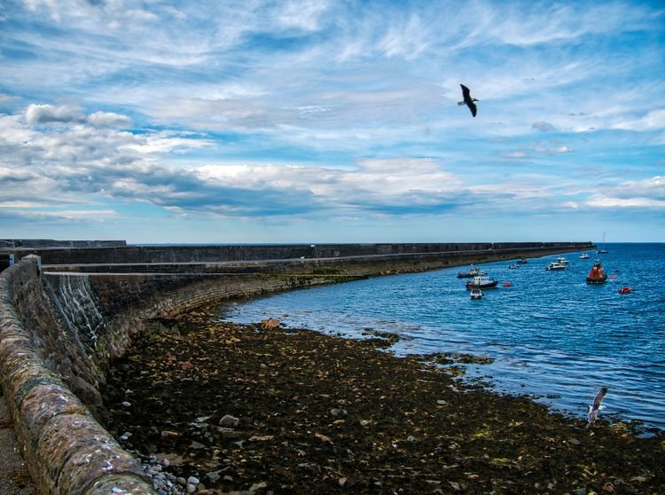 massive breakwater channel isla - neilhoward | ello