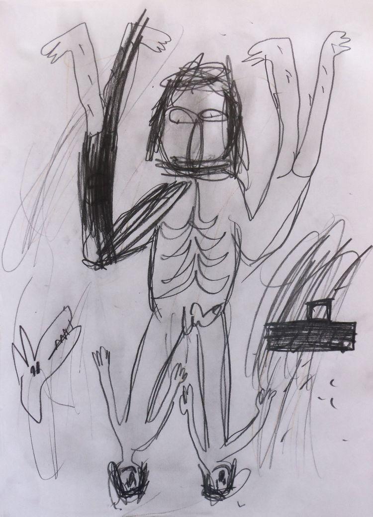 Dirac. 2019 - art, contemporaryart - stephanesalvi | ello