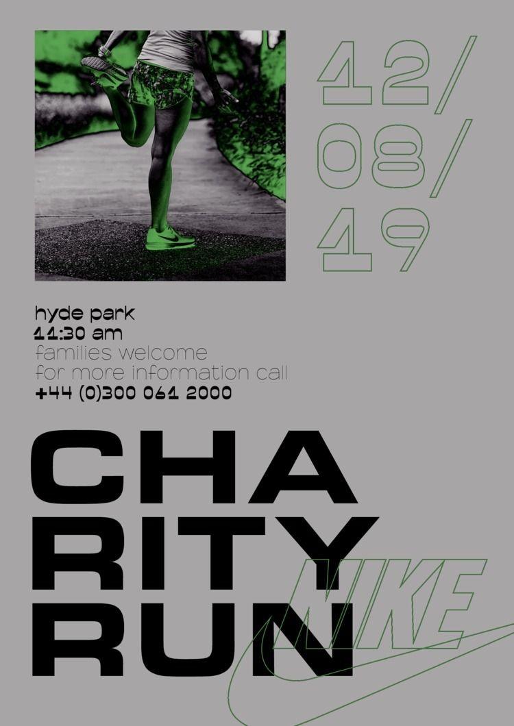 CHARITY RUN - twoninedesign | ello